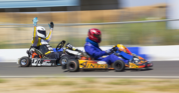 Karting, Hobbies, Learning, Thrive at Work