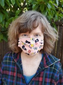 Danielle Collins Mask Coronavirus Wellbeing